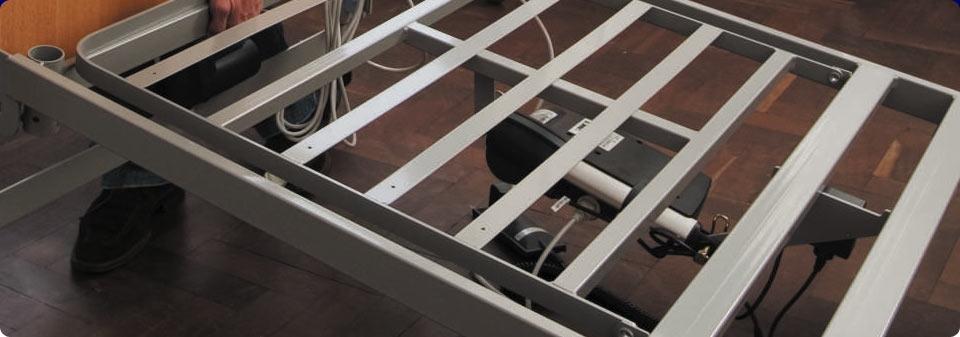 Alquiler camas ortopédicas en Bilbao